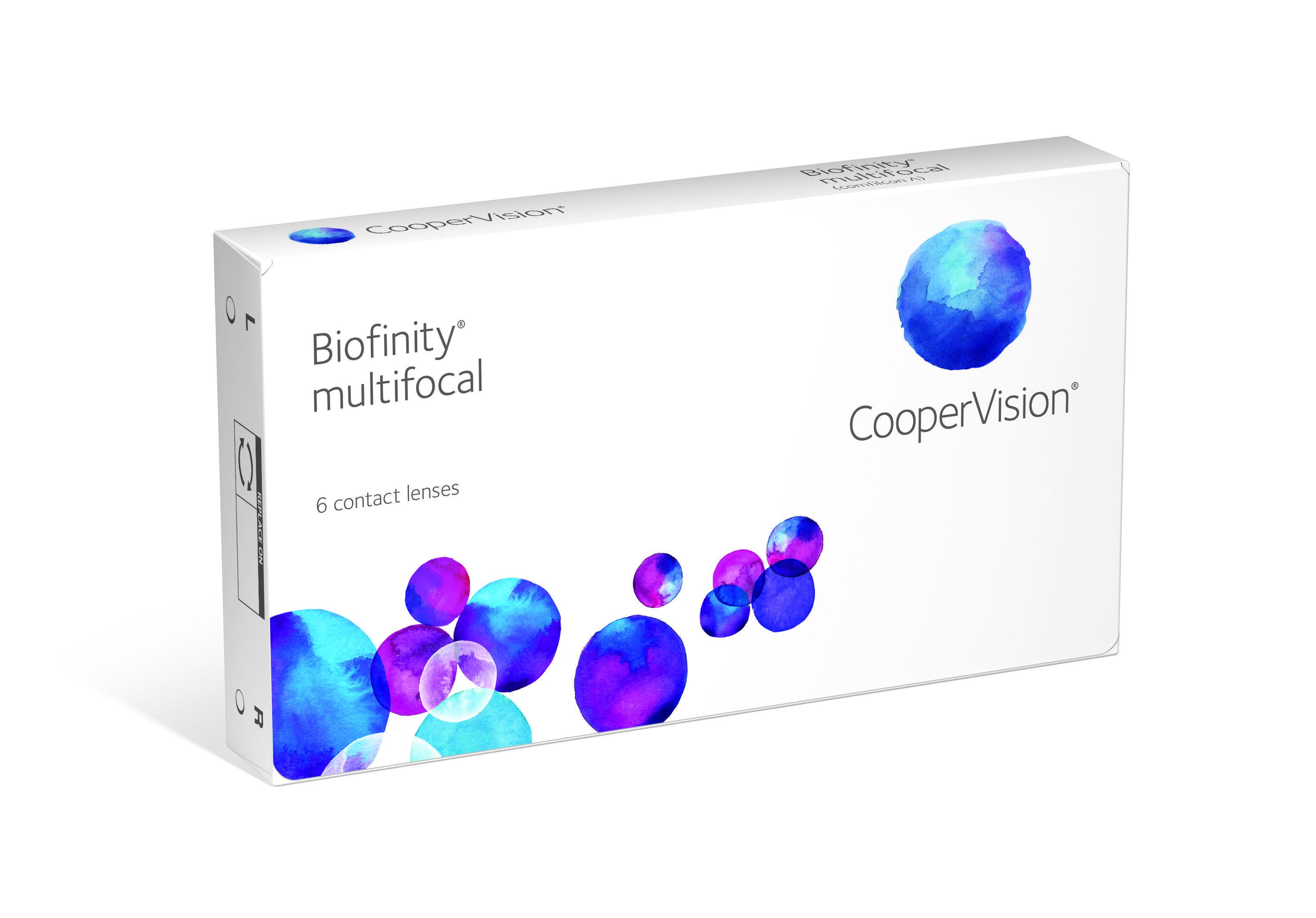 Biofinity Multifocal contactlenzen