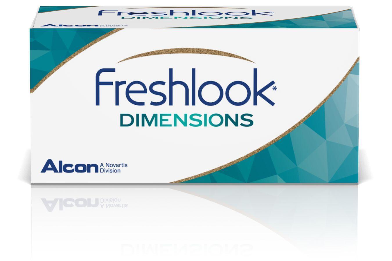 FreshLook Dimensions 2-pack